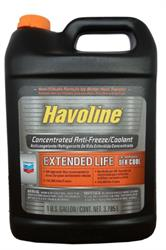 Havoline Dex-Cool Extended Life Antifreeze/Coolant
