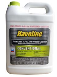 Havoline Conventional Prediluted 50/50 Antifreeze/Coolant