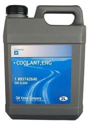 GM COOLANT, ENG