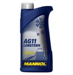 Longterm Antifreeze AG11